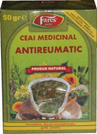 ceai antireumatic  antiinflamator