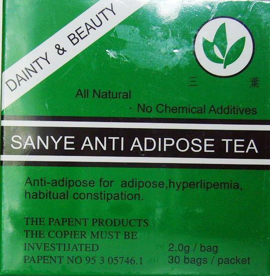 ceai antiadipos indicatii